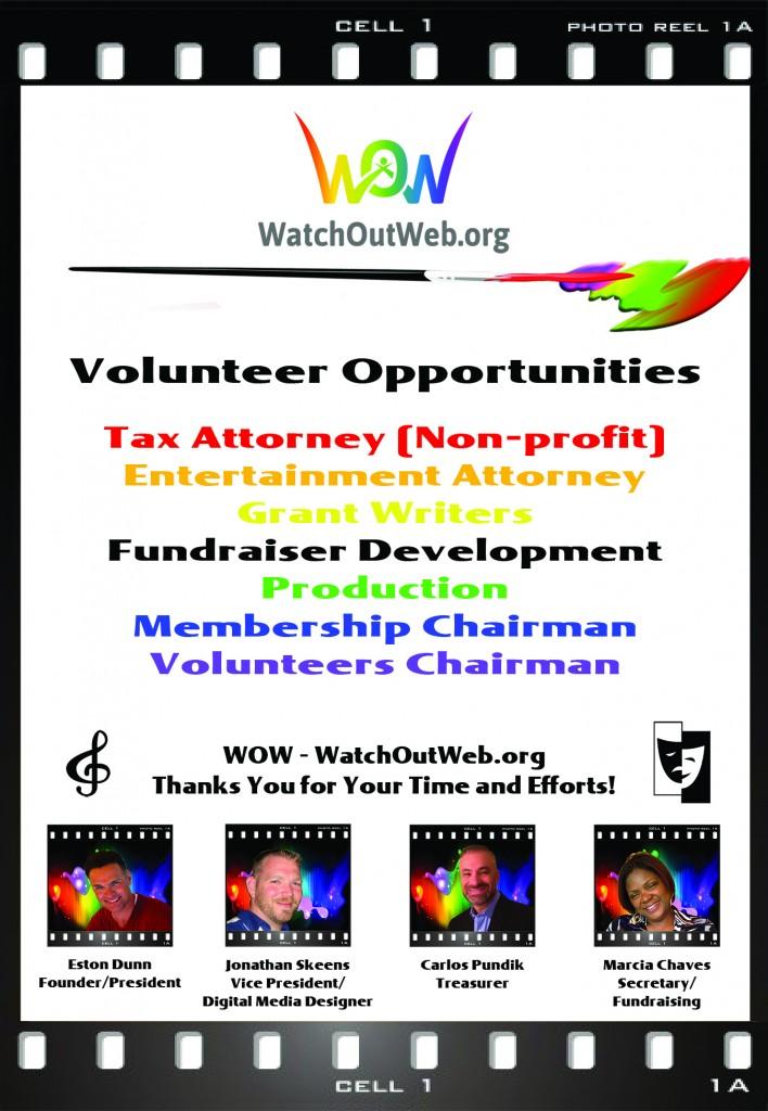 WOW Wishlist - Volunteer Opportunites JPEG